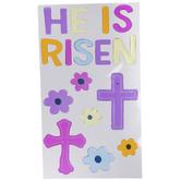 He Is Risen Gel Clings