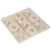 Tic Tac Toe Wood Shapes