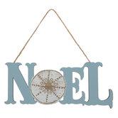 Noel Sand Dollar Ornament