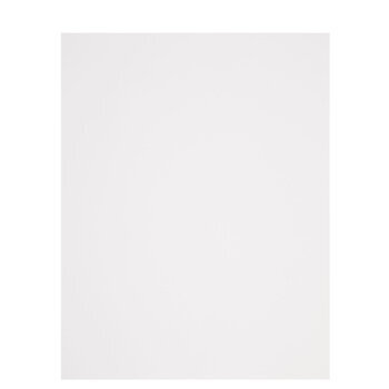 """White Cardstock Paper Pack - 8 1/2"""" x 11"""""""