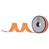 "Neon Orange Grosgrain Ribbon - 5/8"""