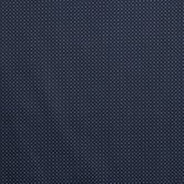 Navy & Gray Mini Floral Cotton Calico Fabric