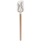 Flower Crown Bunny Spatula
