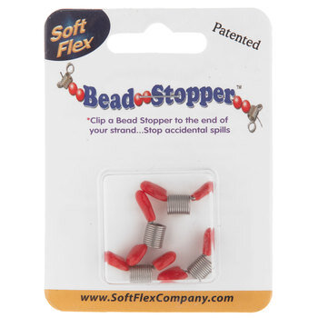 Mini Bead Stoppers With Comfort Grip