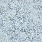 Serene Leaf Batik Fabric