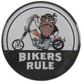 Bikers Rule Knob