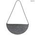 Honeycomb Galvanized Metal Wall Basket - Large