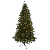 Greenbriar Fir Pre-Lit Christmas Tree - 7 1/2'
