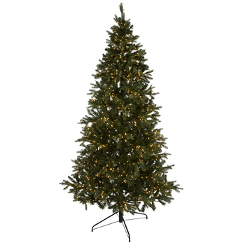 Greenbriar Fir Pre-Lit Christmas Tree - 7 1/2'
