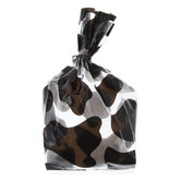 Cow Print Treat Bags