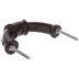 Rustic Pipe Metal Pull