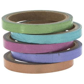 Pastel Foil Washi Tape