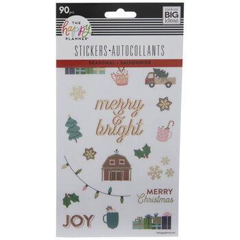 Christmas Happy Planner Stickers