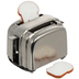 Miniature Toaster With Bread