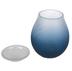 Blue Ombre Glass Fragrance Warmer