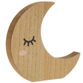 Sleeping Wood Moon