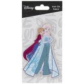 Disney Frozen Anna & Elsa Iron-On Applique
