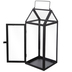 Black House Metal Lantern - Large