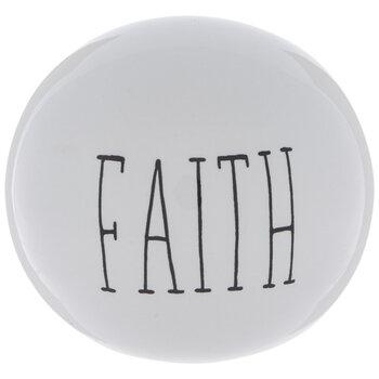 Faith Decorative Sphere