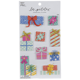 Wrapped Presents 3D Stickers