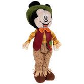 Mickey Mouse Plush Scarecrow
