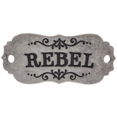 Rebel Focal Pendant