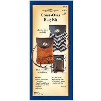 Brown Cross-Over Bag Kit