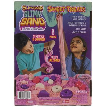 Sweet Treats Slimy Sand Kit