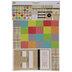Multi-Color Calendar Bulletin Board Set