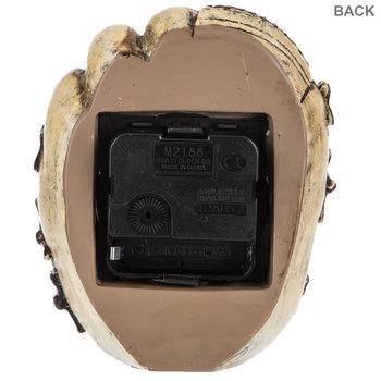 Baseball Glove Clock