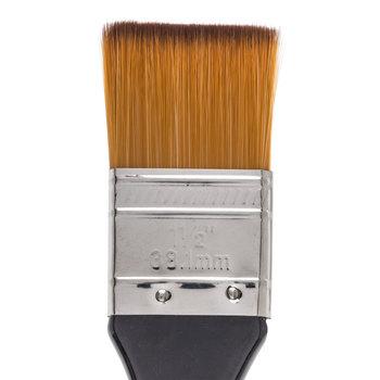 Golden Taklon Flat Paint Brush