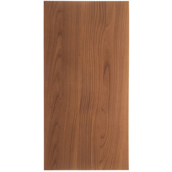 "Oak Woodgrain Aluminum Metal Sheet - 12"" x 24"""