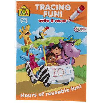 Tracing Fun Workbook