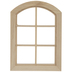 Miniature Arched Window