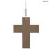 When In Doubt Pray Wood Wall Cross