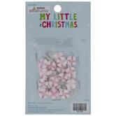 Mini Peppermint Candy Ornaments