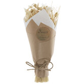 Bleached Dried Grass Bouquet