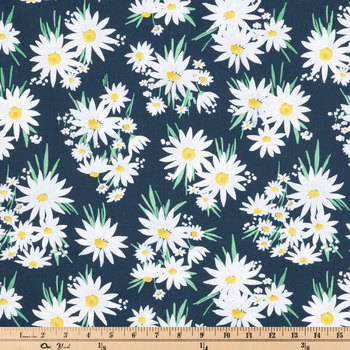 Daisy Darling Apparel Fabric
