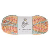 Coral Multi Baby Bee My Sweet Love Yarn