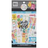 Happy Life Happy Planner Stickers