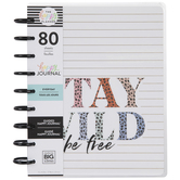 Colorful Leopard Guided Happy Journal