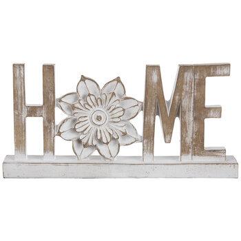 Whitewash Wood Look Home Decor