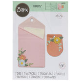 Sizzix Thinlits Interactive Tags Dies