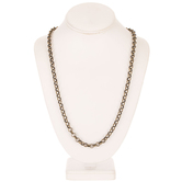 Rolo Chain Necklace - 30""