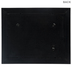 Black Beveled Wood Wall Frame - 11
