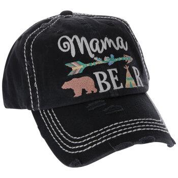 Mama Bear Baseball Cap