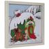 Dr. Seuss Max's Sleigh Rides Framed Wall Decor