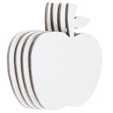 "Apple Magnetic Blank Canvas Set - 3"""
