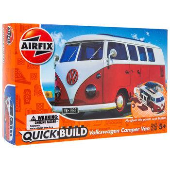 VW Camper Van Quick Build
