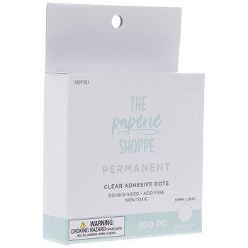 Permanent Adhesive Dots